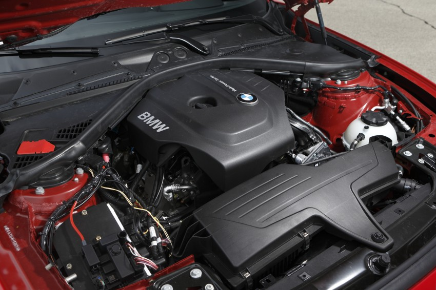 BMW's B38 1.5 litre three-cylinder motor to spearhead new engine family – we test drive it in a 1-Series! Image #132540