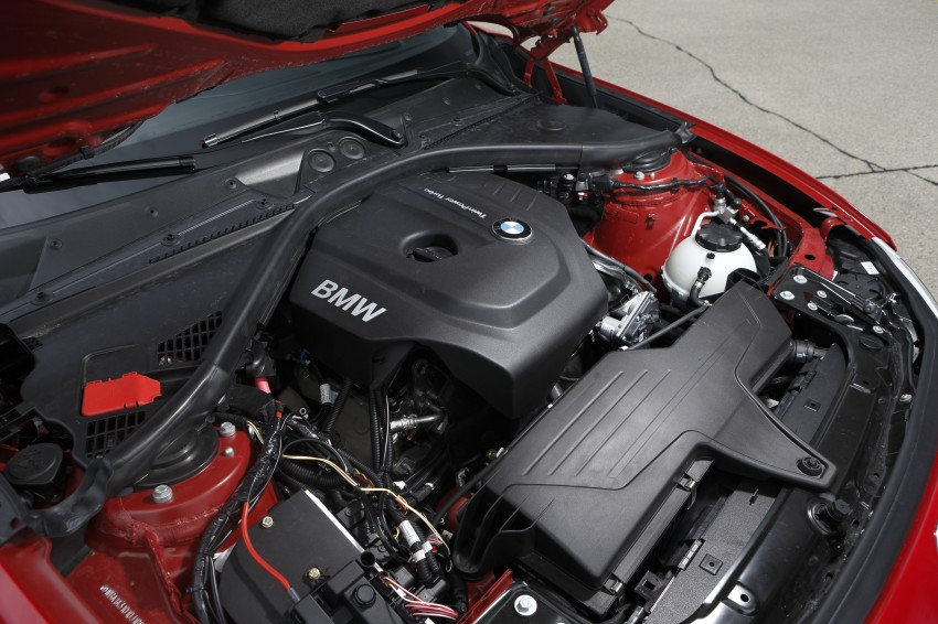 BMW's B38 1.5 litre three-cylinder motor to spearhead new engine family – we test drive it in a 1-Series! Image #132541