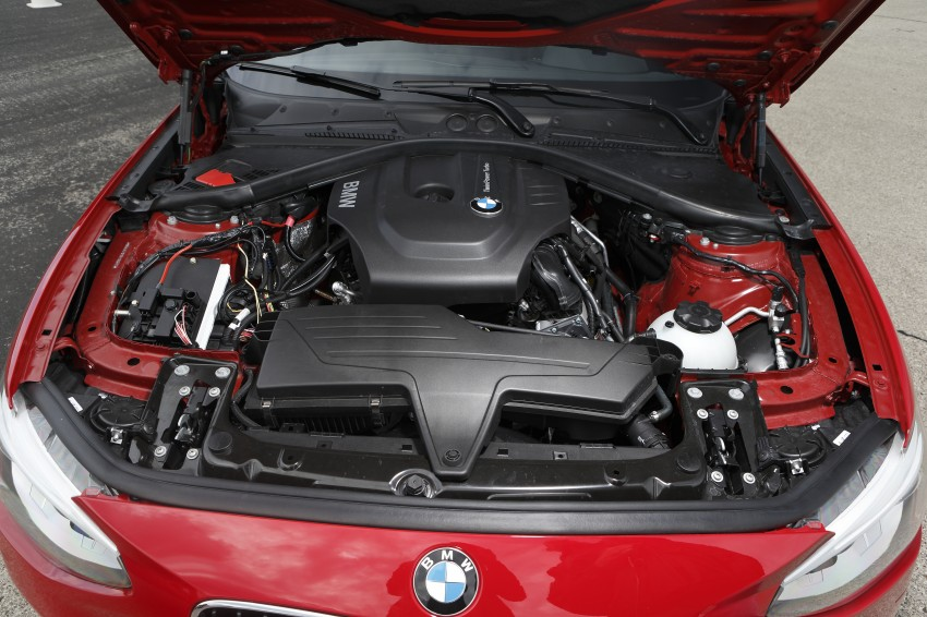 BMW's B38 1.5 litre three-cylinder motor to spearhead new engine family – we test drive it in a 1-Series! Image #132536