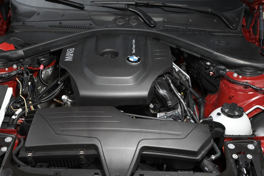 BMW's B38 1.5 litre three-cylinder motor to spearhead new engine family – we test drive it in a 1-Series! Image #132528