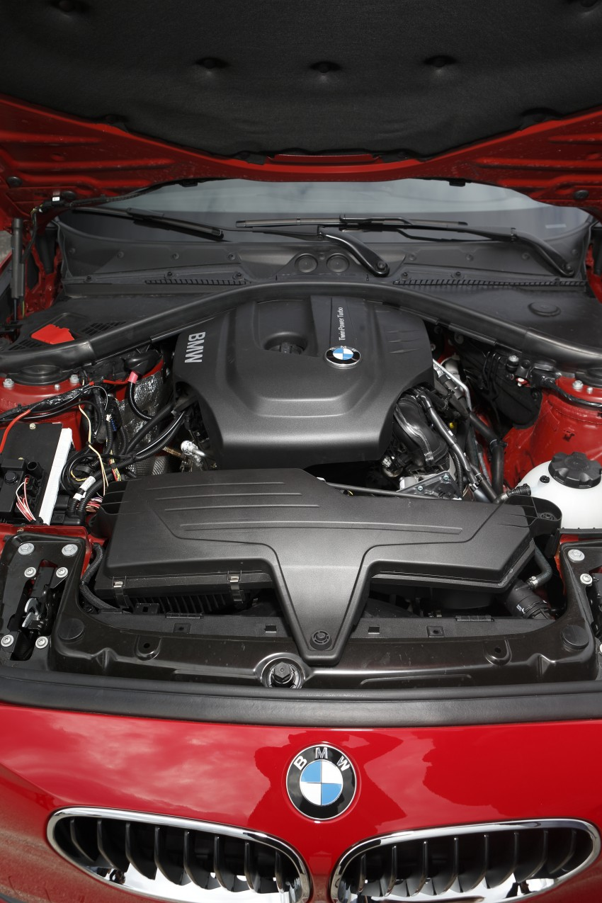 BMW's B38 1.5 litre three-cylinder motor to spearhead new engine family – we test drive it in a 1-Series! Image #132529