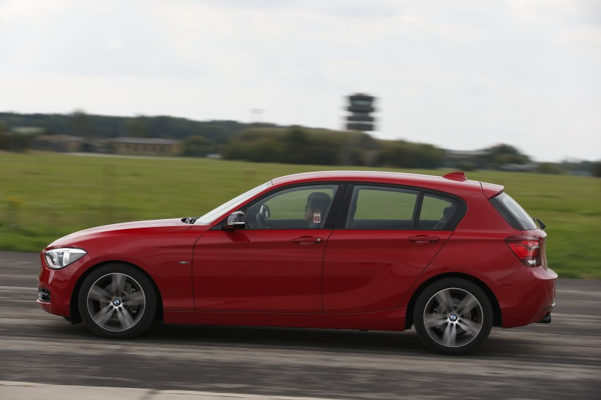 BMW's B38 1.5 litre three-cylinder motor to spearhead new engine family – we test drive it in a 1-Series! Image #132557