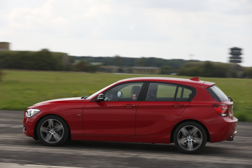 BMW's B38 1.5 litre three-cylinder motor to spearhead new engine family – we test drive it in a 1-Series! Image #132558