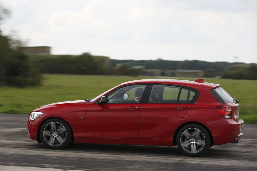 BMW's B38 1.5 litre three-cylinder motor to spearhead new engine family – we test drive it in a 1-Series! Image #132559