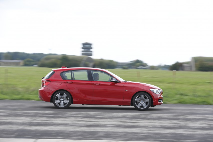 BMW's B38 1.5 litre three-cylinder motor to spearhead new engine family – we test drive it in a 1-Series! Image #132553