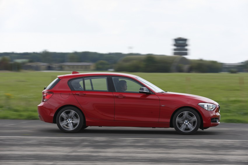 BMW's B38 1.5 litre three-cylinder motor to spearhead new engine family – we test drive it in a 1-Series! Image #132549