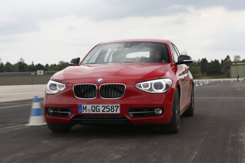 BMW's B38 1.5 litre three-cylinder motor to spearhead new engine family – we test drive it in a 1-Series! Image #132542