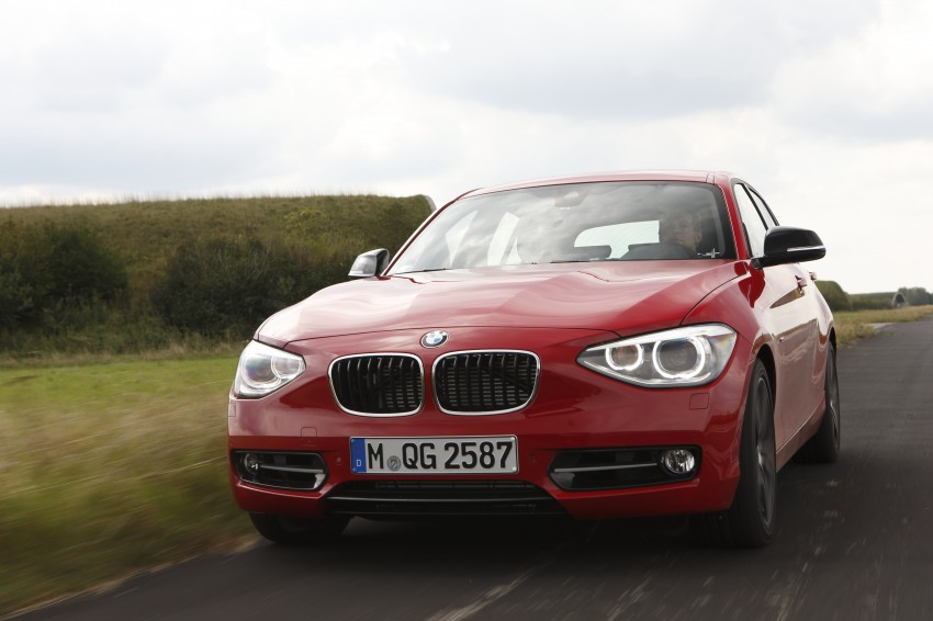 BMW's B38 1.5 litre three-cylinder motor to spearhead new engine family – we test drive it in a 1-Series! Image #132544
