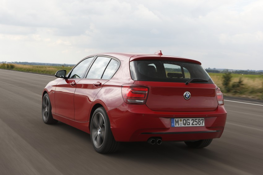 BMW's B38 1.5 litre three-cylinder motor to spearhead new engine family – we test drive it in a 1-Series! Image #132539
