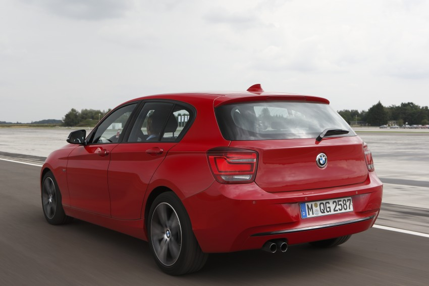 BMW's B38 1.5 litre three-cylinder motor to spearhead new engine family – we test drive it in a 1-Series! Image #132530