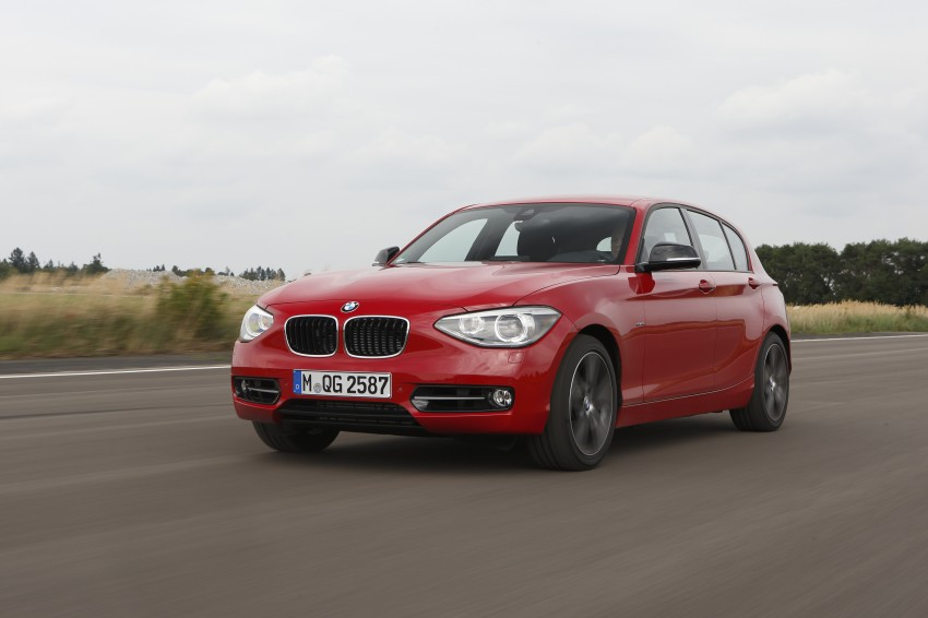 BMW's B38 1.5 litre three-cylinder motor to spearhead new engine family – we test drive it in a 1-Series! Image #132532