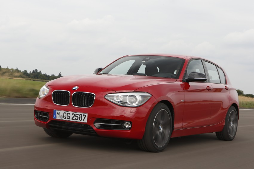 BMW's B38 1.5 litre three-cylinder motor to spearhead new engine family – we test drive it in a 1-Series! Image #132533