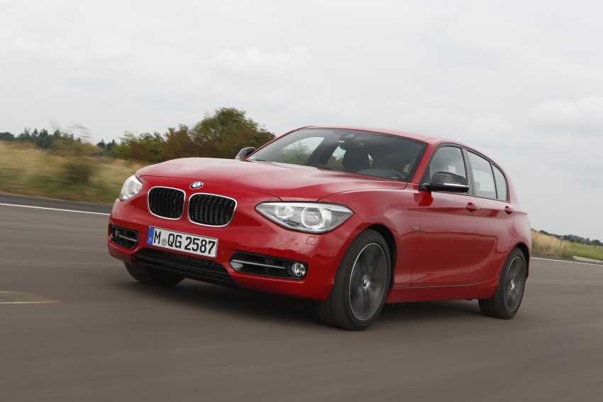 BMW's B38 1.5 litre three-cylinder motor to spearhead new engine family – we test drive it in a 1-Series! Image #132525