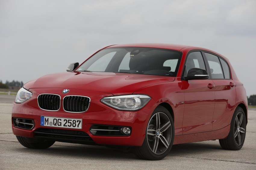 BMW's B38 1.5 litre three-cylinder motor to spearhead new engine family – we test drive it in a 1-Series! Image #132526