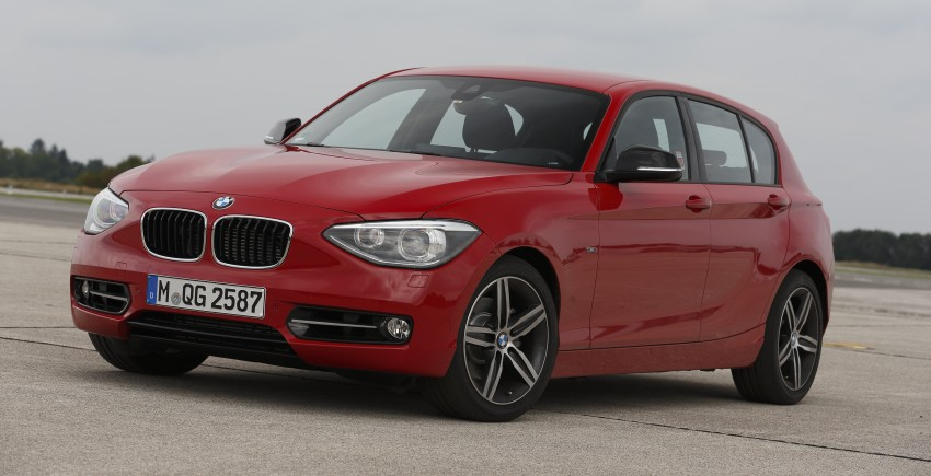 BMW's B38 1.5 litre three-cylinder motor to spearhead new engine family – we test drive it in a 1-Series! Image #132527