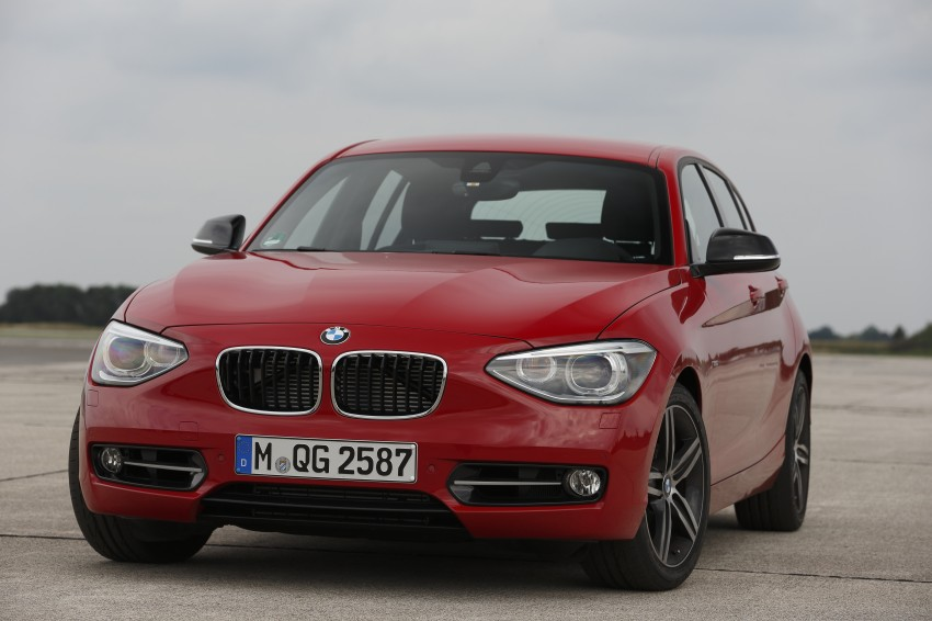 BMW's B38 1.5 litre three-cylinder motor to spearhead new engine family – we test drive it in a 1-Series! Image #132521