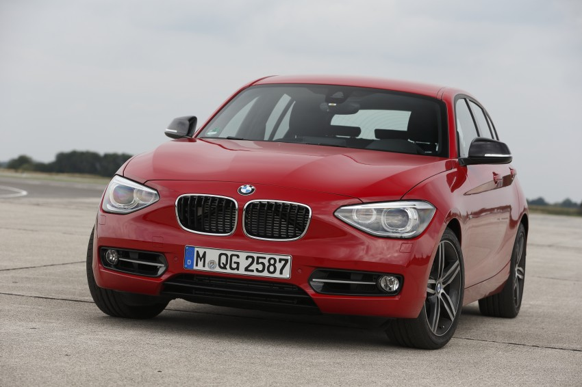 BMW's B38 1.5 litre three-cylinder motor to spearhead new engine family – we test drive it in a 1-Series! Image #132522