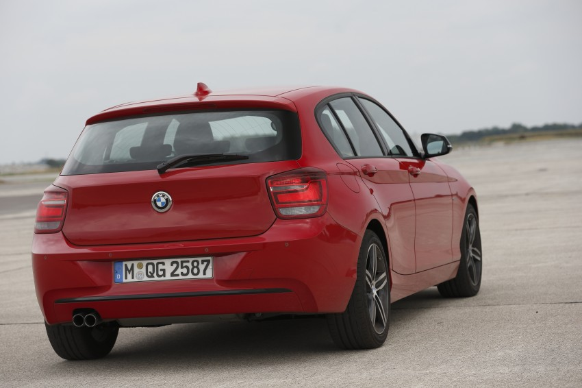 BMW's B38 1.5 litre three-cylinder motor to spearhead new engine family – we test drive it in a 1-Series! Image #132517