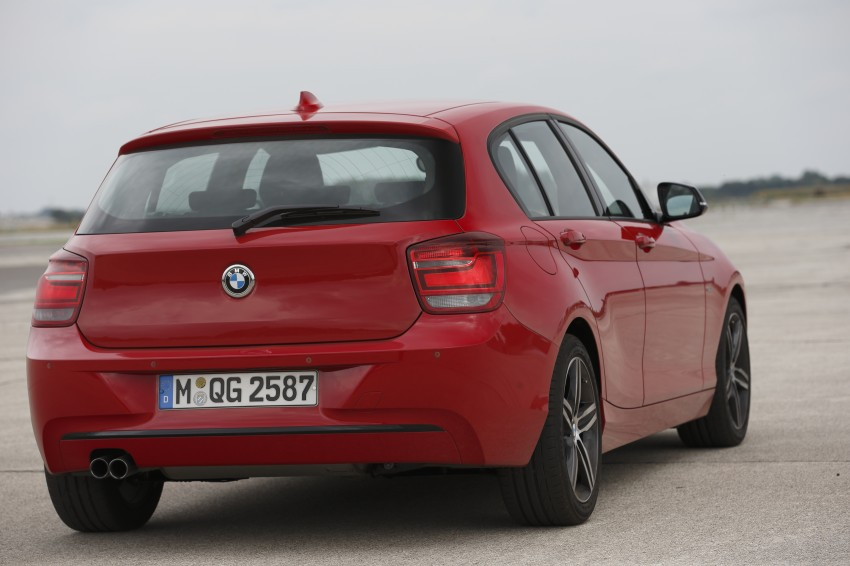 BMW's B38 1.5 litre three-cylinder motor to spearhead new engine family – we test drive it in a 1-Series! Image #132518
