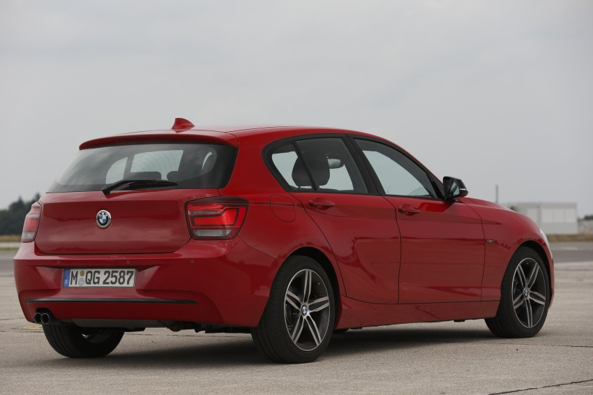 BMW's B38 1.5 litre three-cylinder motor to spearhead new engine family – we test drive it in a 1-Series! Image #132519