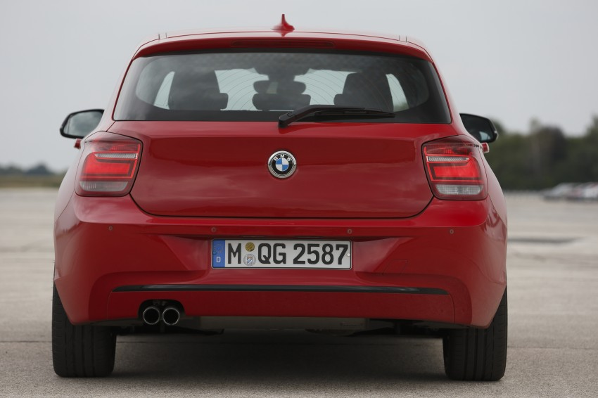 BMW's B38 1.5 litre three-cylinder motor to spearhead new engine family – we test drive it in a 1-Series! Image #132520