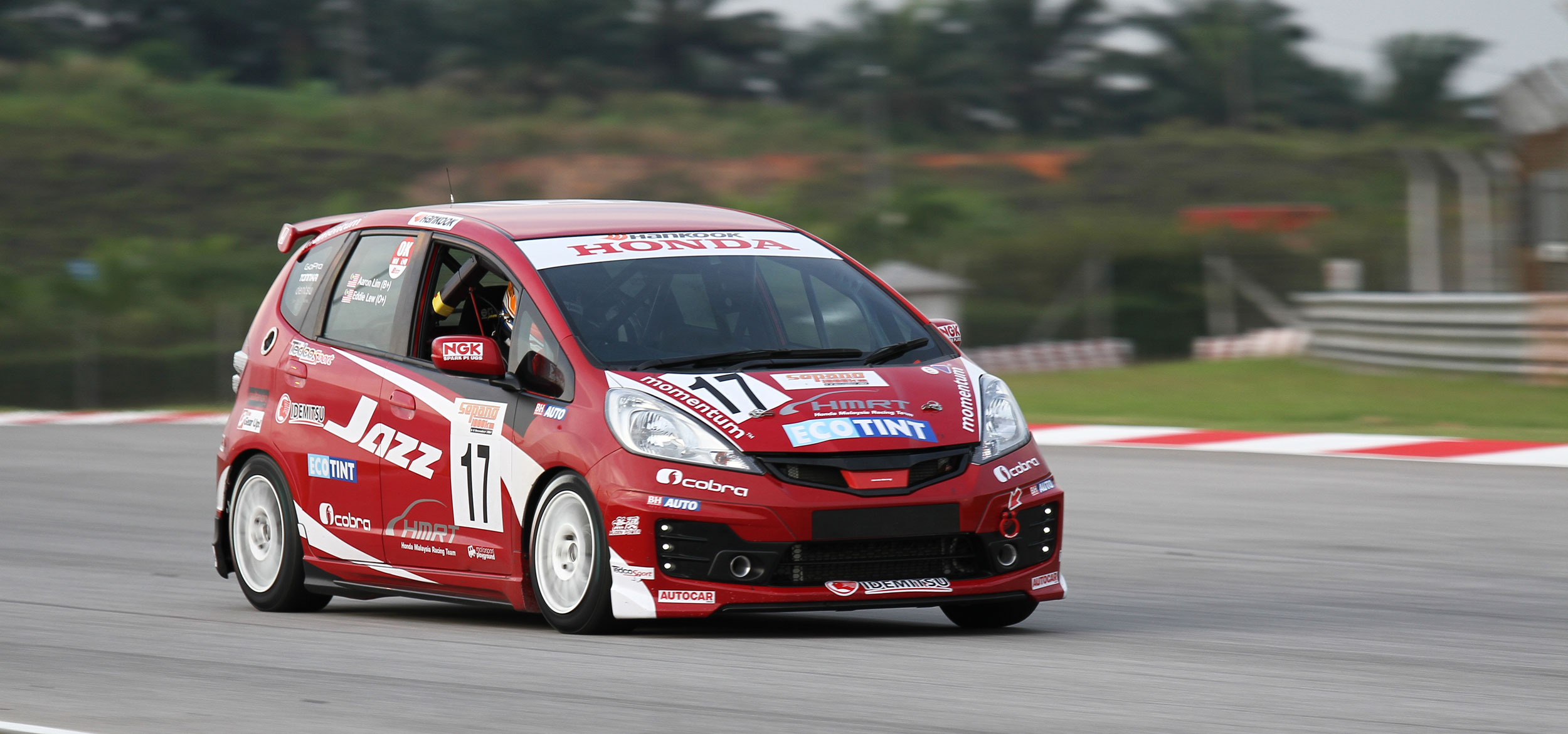 Endurance Car Insurance >> Honda Malaysia Racing Team misses out on podium at the ...