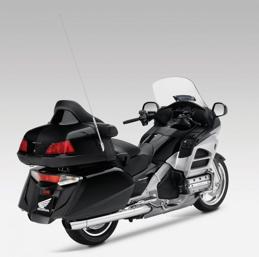 Honda Gold Wing launching May 31, RM174,900 Image #109372