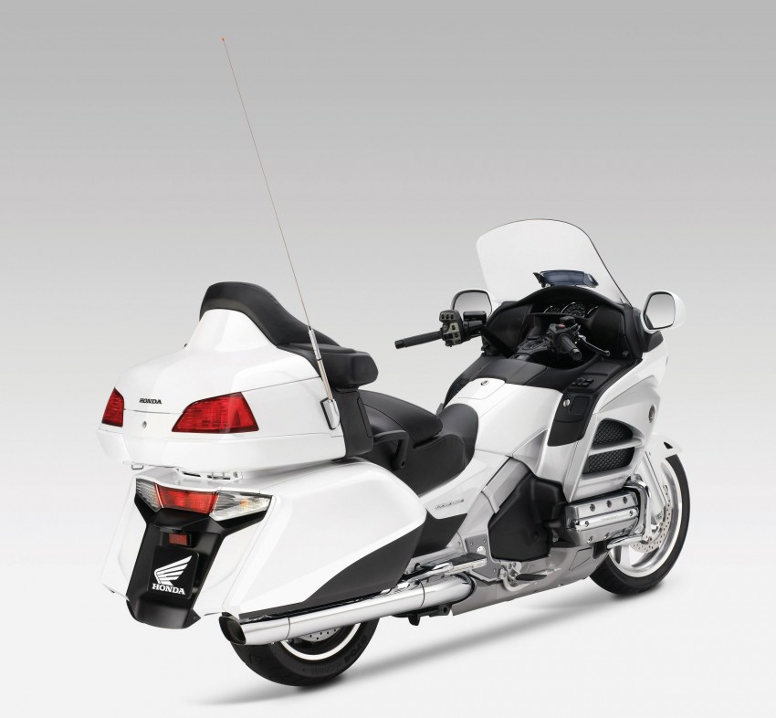 Honda Gold Wing launching May 31, RM174,900 Image #109375