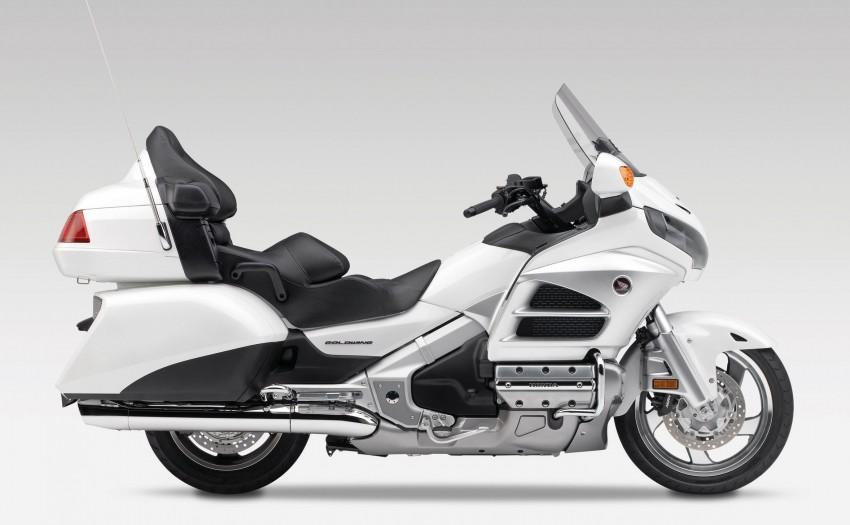 Honda Gold Wing launching May 31, RM174,900 Image #109377