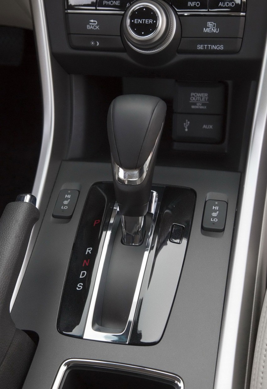 2013 Honda Accord: full details and specifications! Image #129208