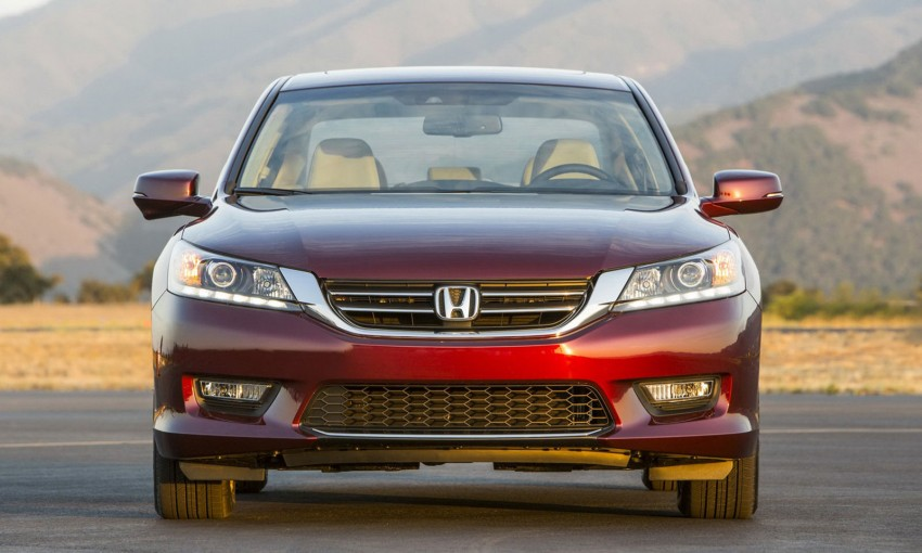2013 Honda Accord: full details and specifications! Image #129212