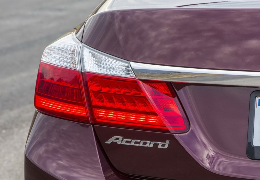 2013 Honda Accord: full details and specifications! Image #129217