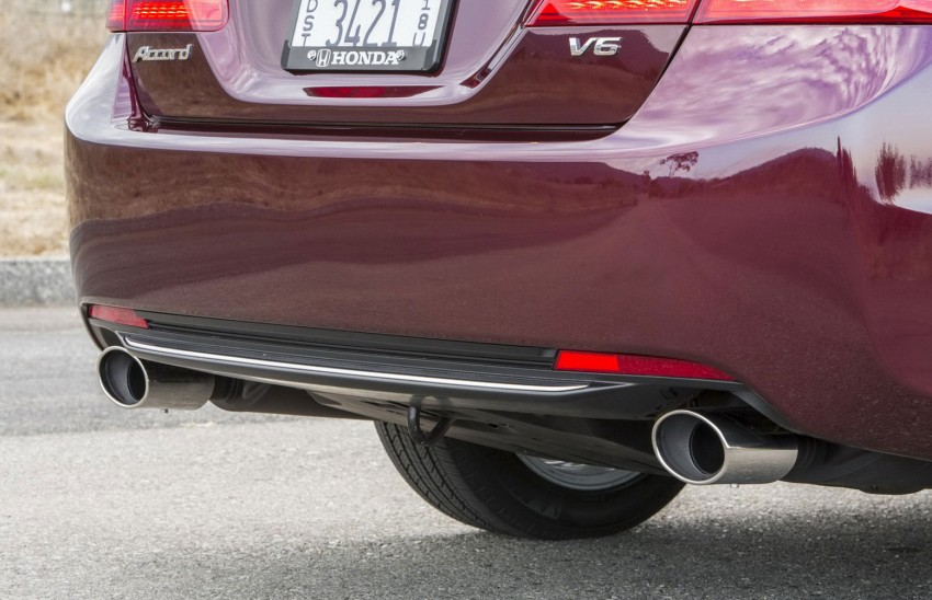 2013 Honda Accord: full details and specifications! Image #129218
