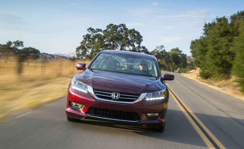 2013 Honda Accord: full details and specifications! Image #129219