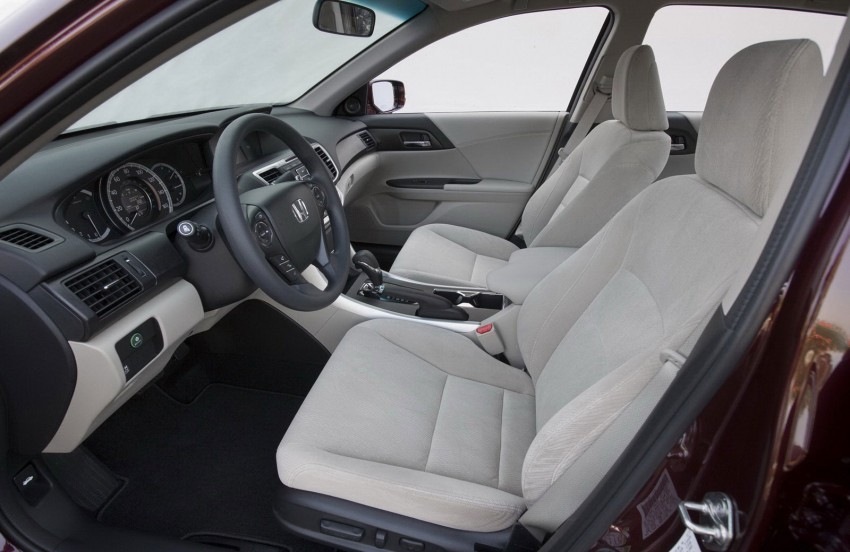 2013 Honda Accord: full details and specifications! Image #129220