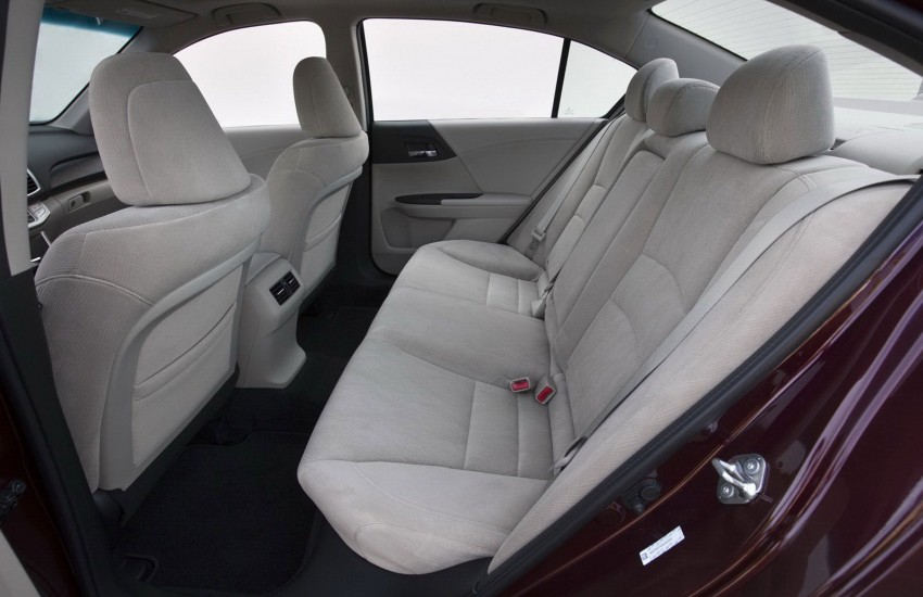 2013 Honda Accord: full details and specifications! Image #129221