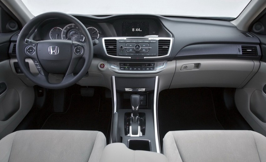 2013 Honda Accord: full details and specifications! Image #129222