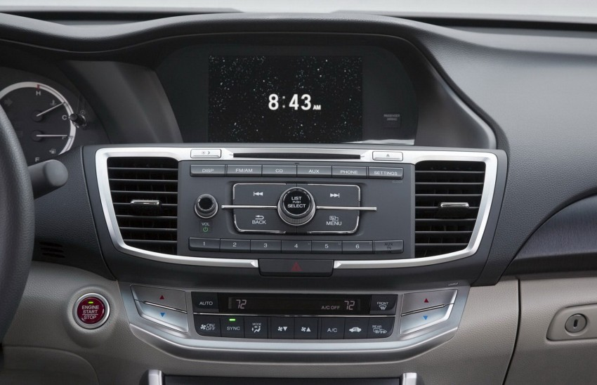 2013 Honda Accord: full details and specifications! Image #129223