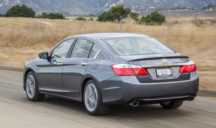 2013 Honda Accord: full details and specifications! Image #129227