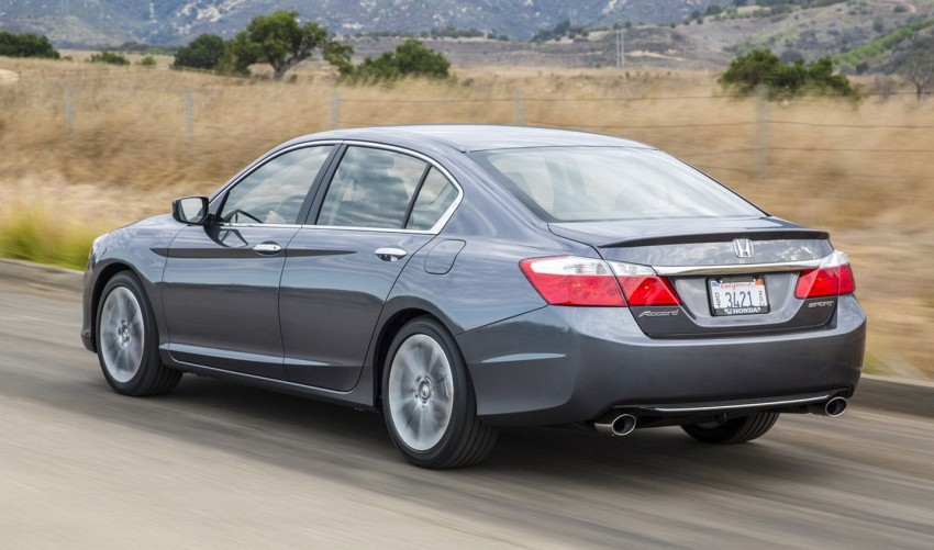 2013 Honda Accord: full details and specifications! Image #129228