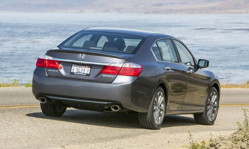 2013 Honda Accord: full details and specifications! Image #129229