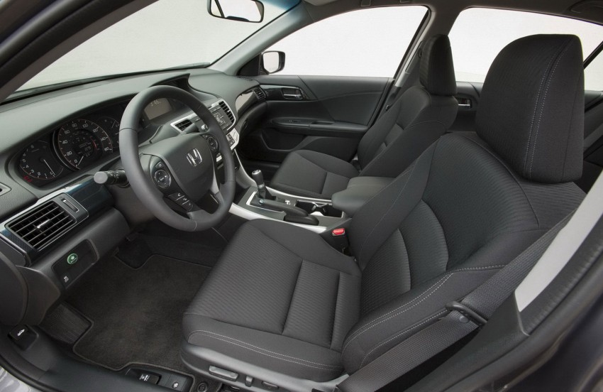 2013 Honda Accord: full details and specifications! Image #129230