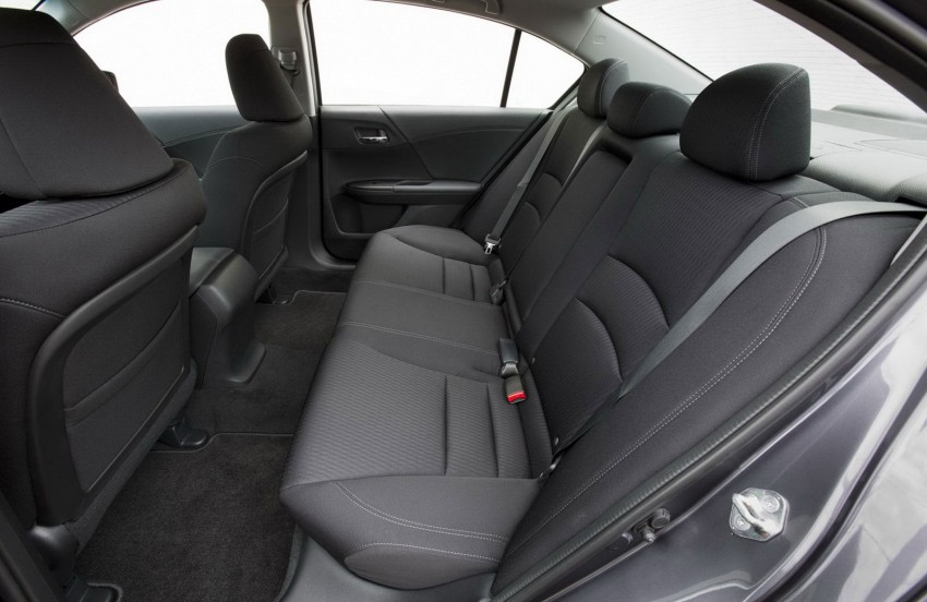 2013 Honda Accord: full details and specifications! Image #129231