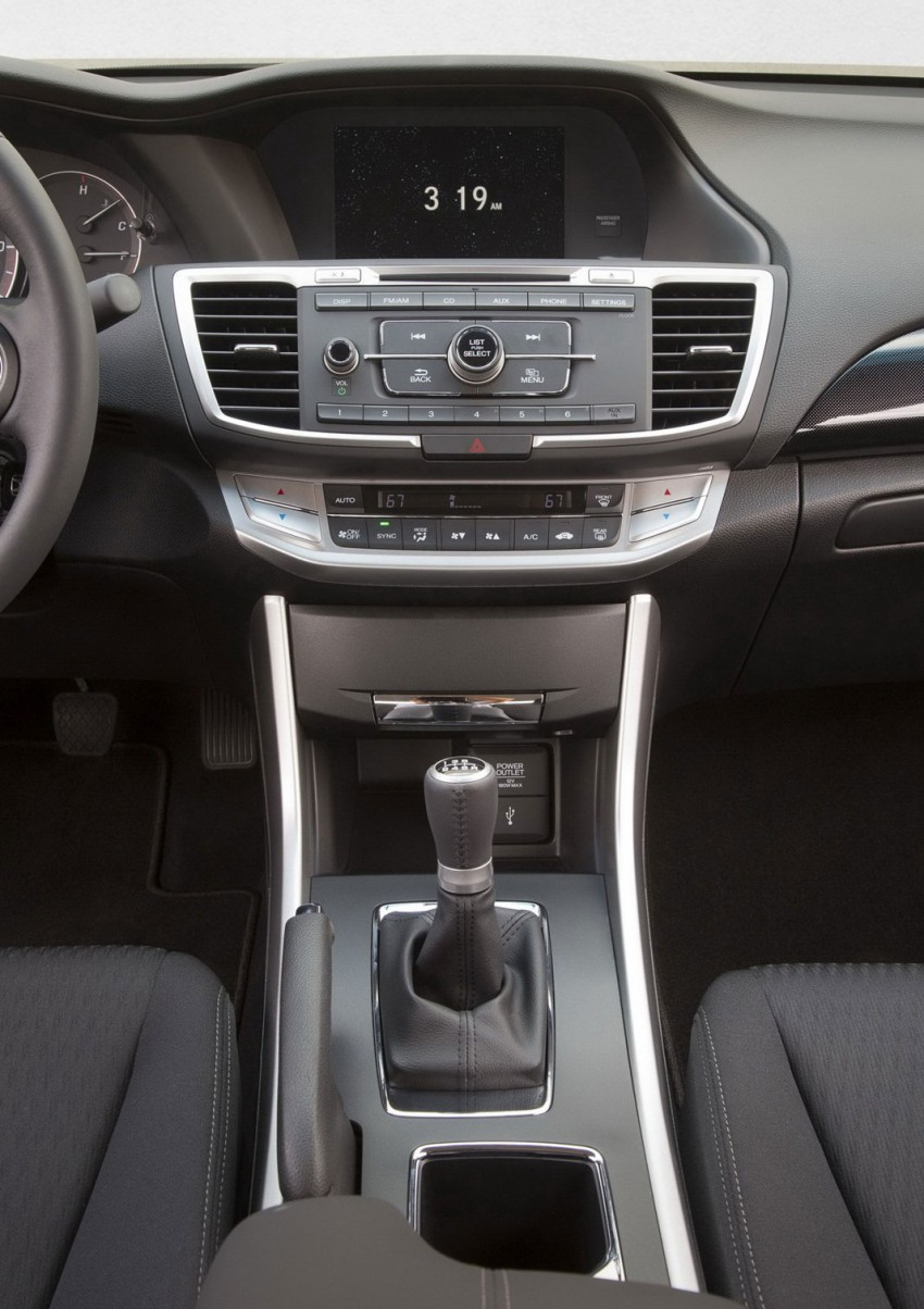 2013 Honda Accord: full details and specifications! Image #129232