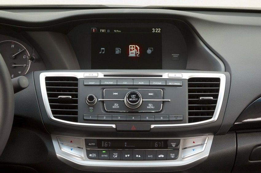 2013 Honda Accord: full details and specifications! Image #129234