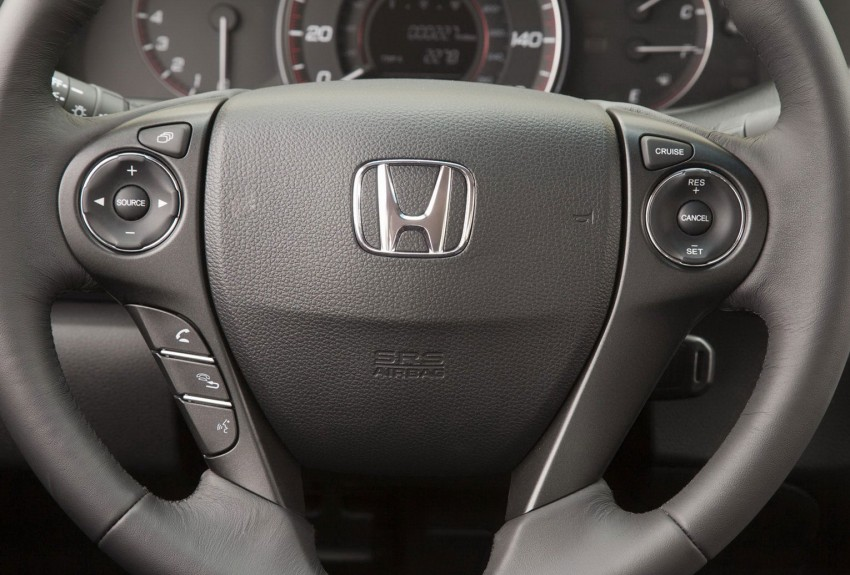 2013 Honda Accord: full details and specifications! Image #129235