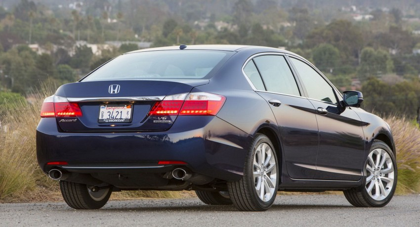 2013 Honda Accord: full details and specifications! Image #129239