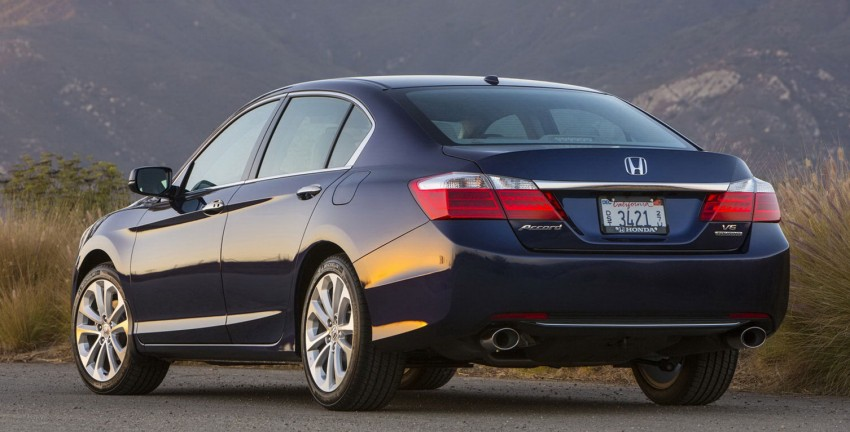 2013 Honda Accord: full details and specifications! Image #129240