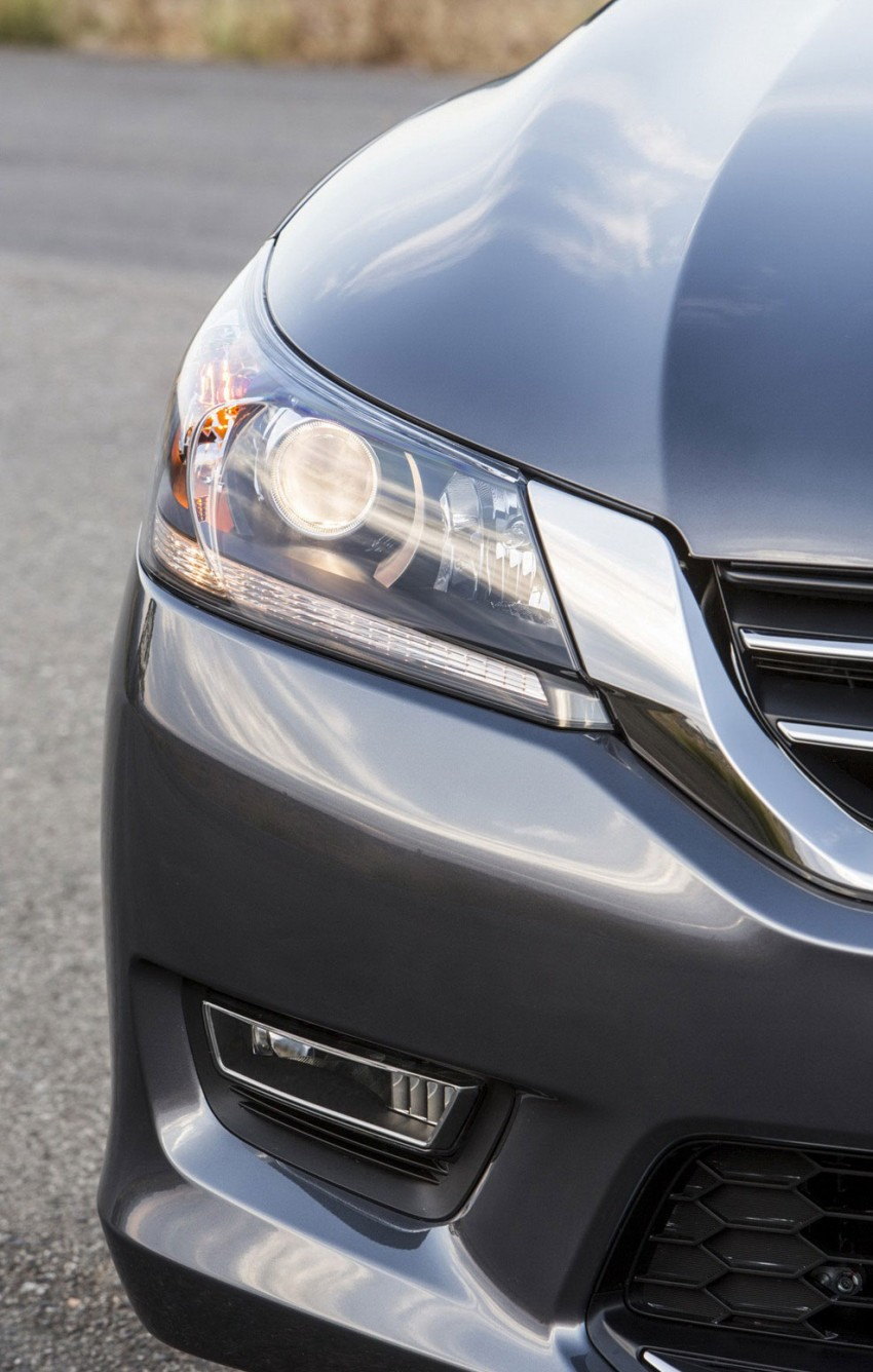 2013 Honda Accord: full details and specifications! Image #129242
