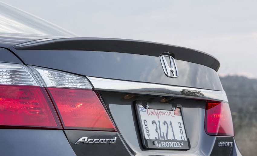 2013 Honda Accord: full details and specifications! Image #129246